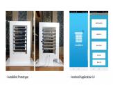 태양광 발전 및 실내 밝기 조절 자동블라인드