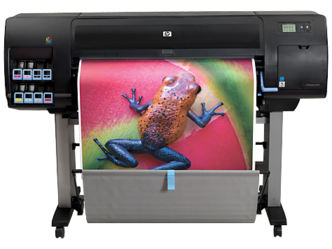 HP Designjet Z6200 사진