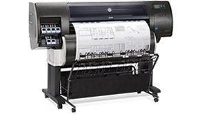 HP Designjet T7200 사진