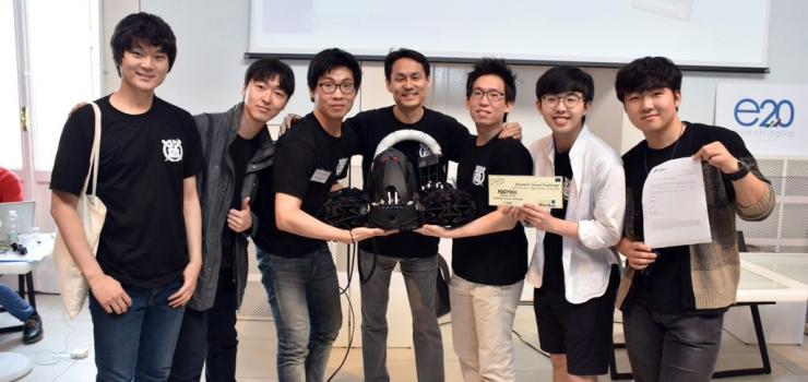 서울대 조규진 교수 팀, 세계 최초 소프트 로봇 경진대회 우승
