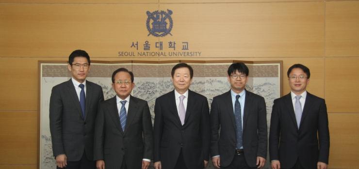 허진규 일진그룹 회장, 서울대 공대 '한 우물 파기로 홈런치기' 기금 9억원 쾌척