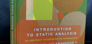 서울대 공대 이광근 교수, MIT 프레스(MIT Press)에서 대학원 교재 출판