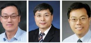 전기정보공학부 전국진 교수, 이창희 교수, 컴퓨터공학부 장병탁 교수